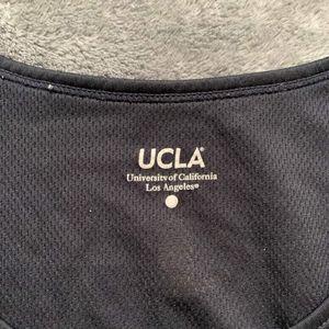 UCLA black tank top small